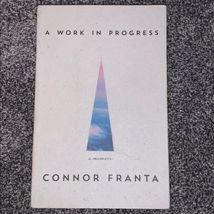 "Connor Franta ""A Work In Progress"""